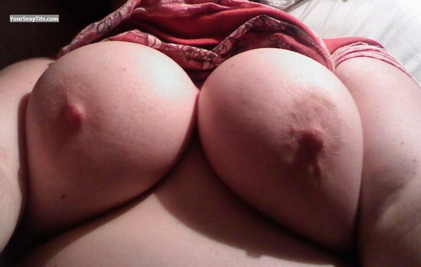 Tit Flash: My Big Tits (Selfie) - Jd Girl from United States